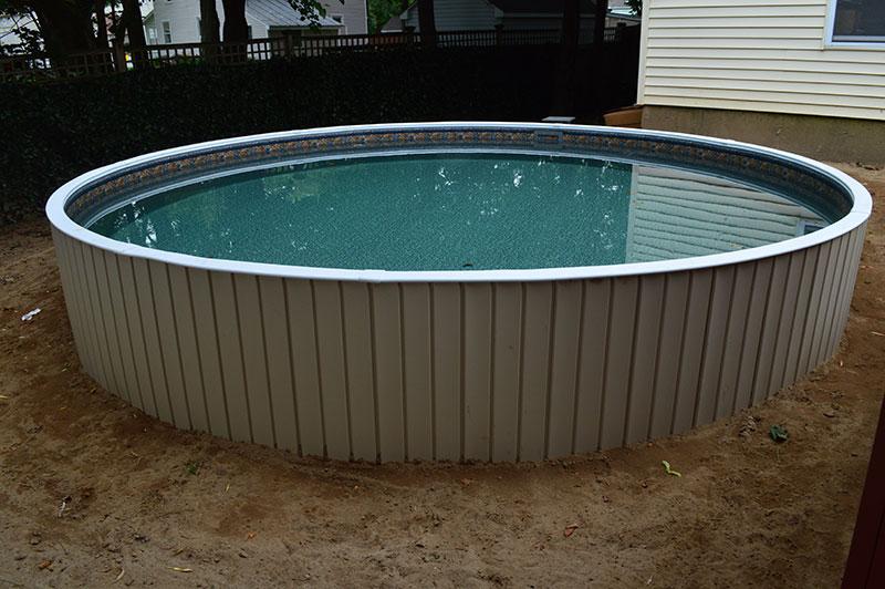 Rockwood Above Ground Pool