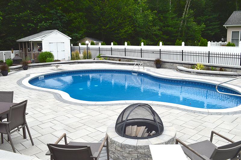 Oasis Pool in Saratoga NY