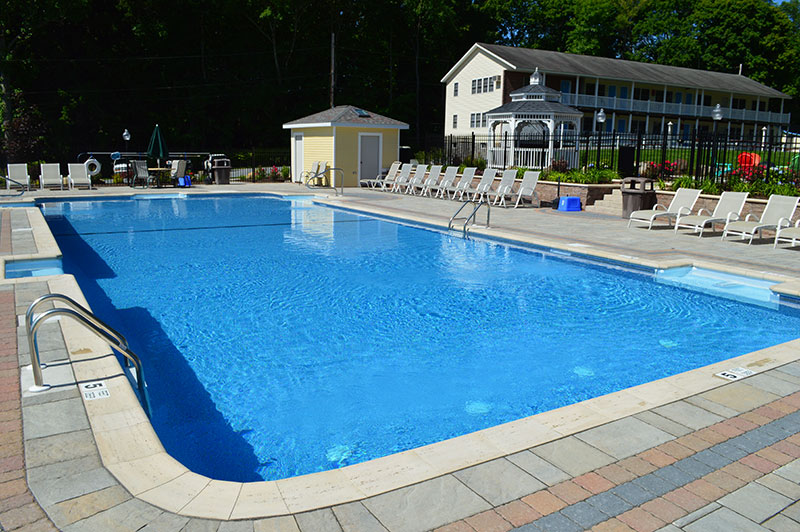 Lake George 24'x56' Commercial Pool