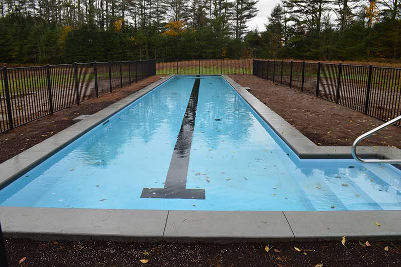 Lap Pool in Paradox NY