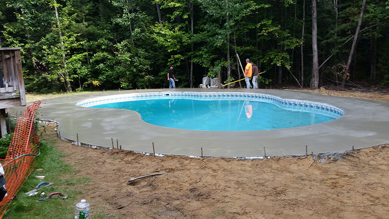20'x40' Oasis Pool in Gansevoort