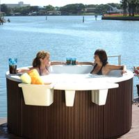 Picture of Antigua Hot Tub - 5-6 Seats