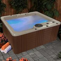 Picture of Cyprus Hot Tub - 3-4 Seats