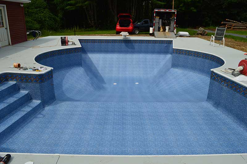 Custom Inground Pool Liners